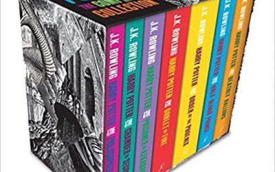 Harry Potter boeken…